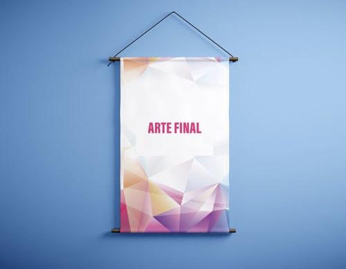banner 40x60  cm