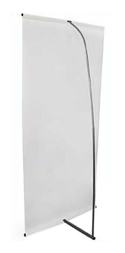 banner 50x150 + portabanner simple con bolso. gigantografias