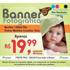 Banner Fotografico - Aniversários - Festas - Eventos