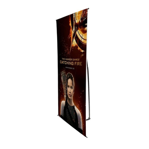 banner gigantografia lona impresa color  con diseño incluido