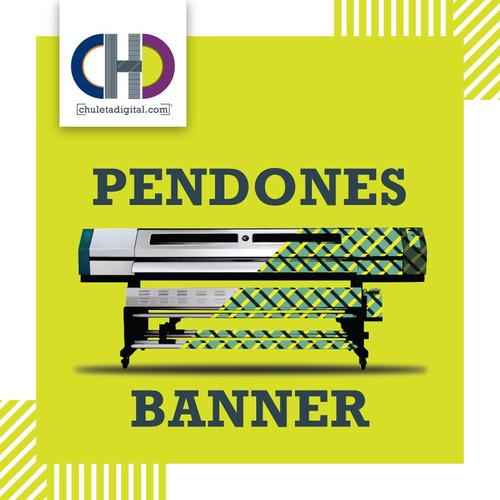 banner, pendones, impresiones, caja de luz, vallas