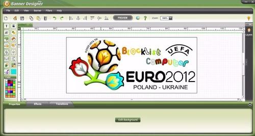 banners fantásticos crie você mesmo + banner maker pro 9