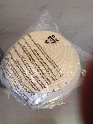 banneton 2 peças para crescimento de pão