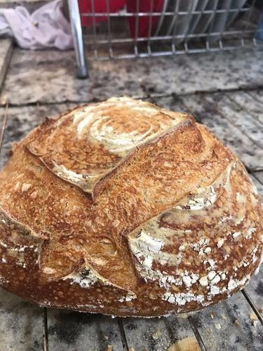 banneton 3 peças para crescimento de pão