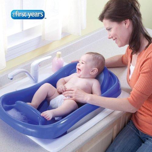 baño bebé bañera