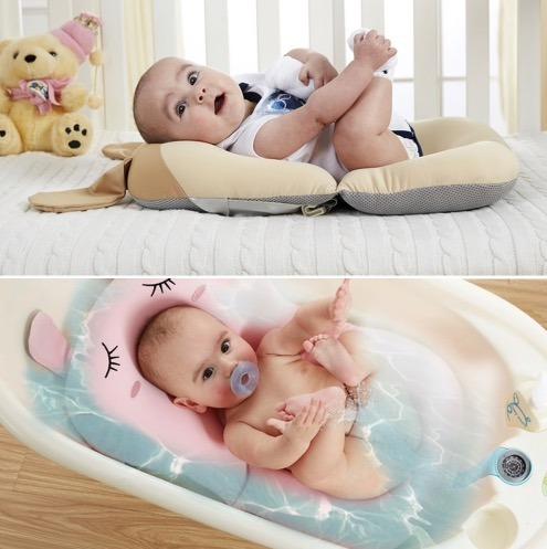 baño, bebe para