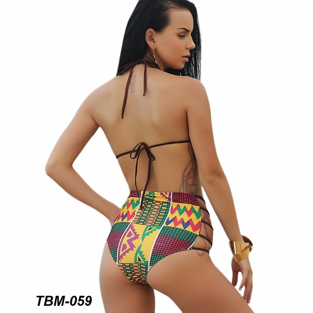 96bc0a0b30c2 Luxury. Dama Traje De Baño Mujer. Bikini Vintage Venta $347