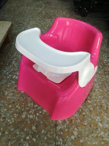 baño comedor entrenador para bebe+ vasenilla (plastico)*