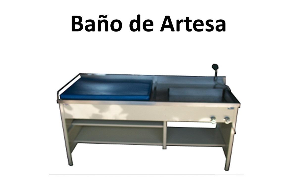 Ba o de artesa acero inoxidable 13 en mercado libre for Jaboneras para bano de acero inoxidable