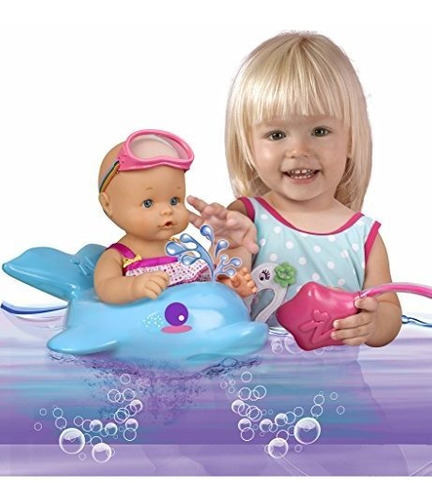 baño de burbujas ak sport my little nenuco