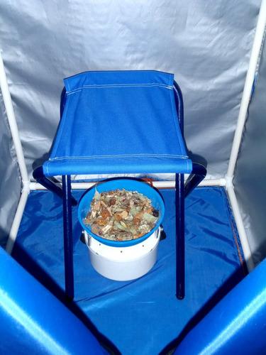 baño de vapor portatil. sauna. temazcal gratis. super precio