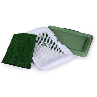 baño ecologico para perros pequeños - 45 x 32.5