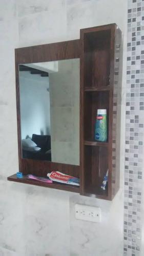 baño espejo mueble