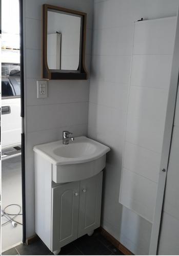baño fijo tipo contenedor