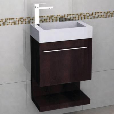 Mueble para ba o con lavabo y espejo coru a 50 castel for Muebles usados coruna