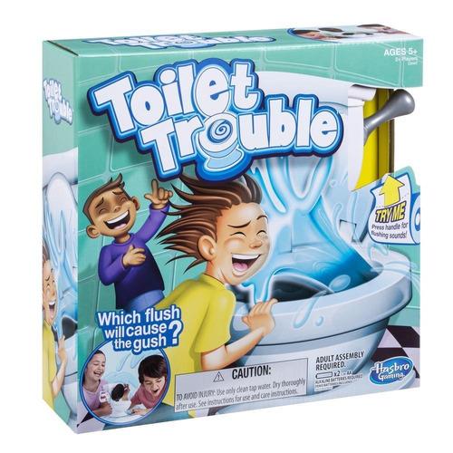 baño loco original hasbro jugueteria pizzico (4004)