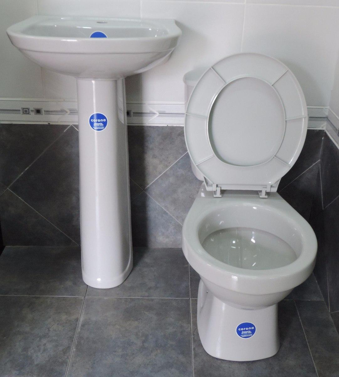Ba O Loza Sanitaria Gris Water Inodoro Mochila