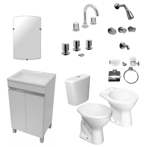 baño mueble sanitario