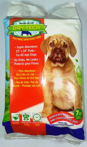 baño portátil para cachorros 100% lavable + pañal atrayente