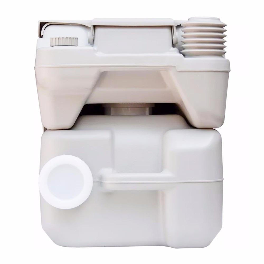Ba o qu mico 20 lt caseta ba o liquido ducha solar nautika en mercado libre - Bano quimico portatil ...