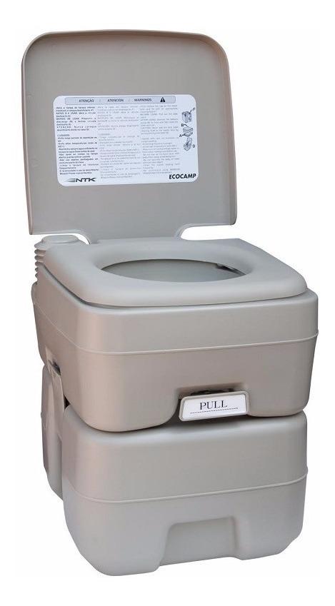 Bano Quimico Portatil 20 Litros Reutilizable Camping Y Otros