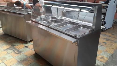 baños maria mesas frias