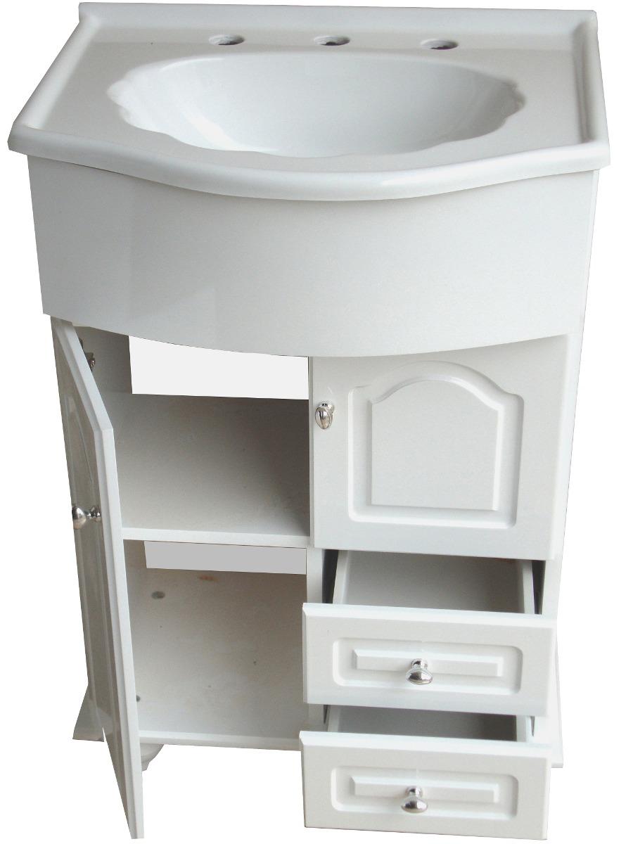 Vanitory 60 Beneton Amoblamiento Para Ba Os Muebles Laqueado