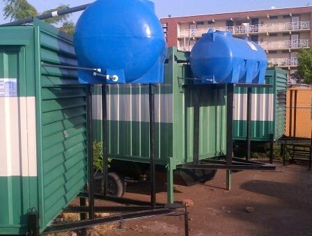 baños portátiles ecológicos