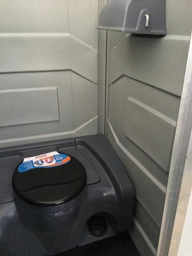 baños quimicos alquiler y mantenimiento