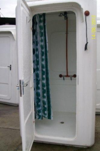 Ba os quimicos duchas cabinas vigilancia en mercado libre - Cabinas de ducha precios ...