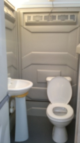 baños químicos, duchas portátiles, cabinas, alquiler y venta