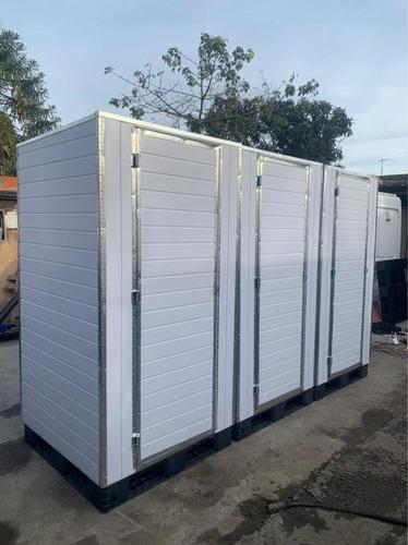 baños quimicos, habitáculos, obradores, modulos container