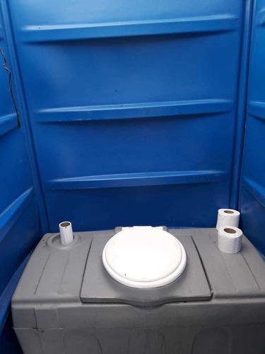 baños quimicos obras con servicio