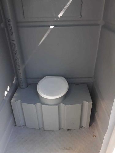 baños quimicos para obras y eventos con servicio de limpieza