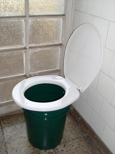 baños secos  (no  químicos).  portables . nuevos