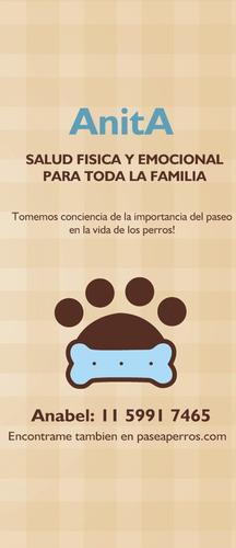 baños y peluquería caninos / paseos caninos / perros
