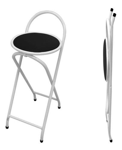 banqueta banco alto dobravel cadeira articulavel desmontavel