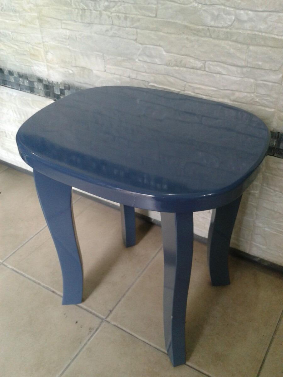 Banqueta banco en madera hecho aca uruguay ba o - Bancos de madera para banos ...