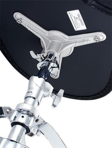 banqueta mapex t-575a tipo moto patas doble ajuste memoria