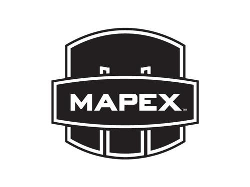 banqueta p/ bateria mapex t400 cromada con asiento redondo
