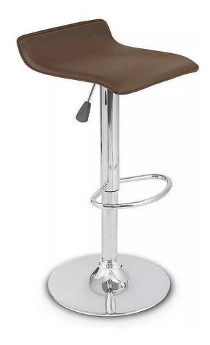 banqueta premium deco silla banco bar sillon cuerina
