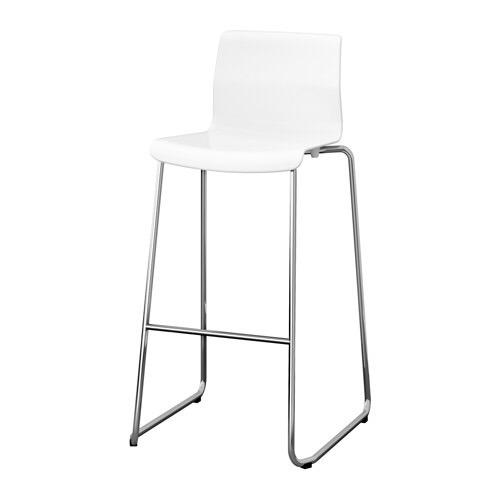 Banqueta - Silla Alta - Cocina - Barra - Ikea Apilables X 2 - $ 3.800,00