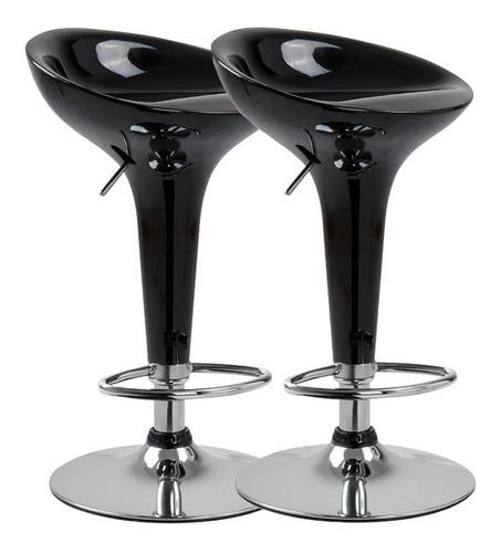 banquetas desayunador barra taburete alta silla negra cuotas