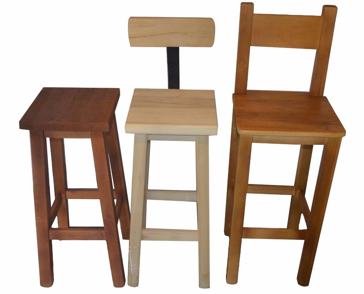 Sillas altas de cocina sillas altas de color verde en la for Sillas altas de madera