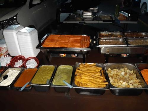 banquete antojitos mexicanos