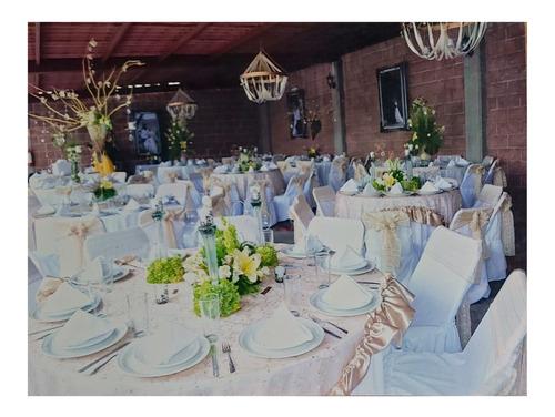 banquetes y jardín quinta bambú
