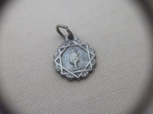 b.antigo - medalha sacra antiga de bom jesus de pirapora