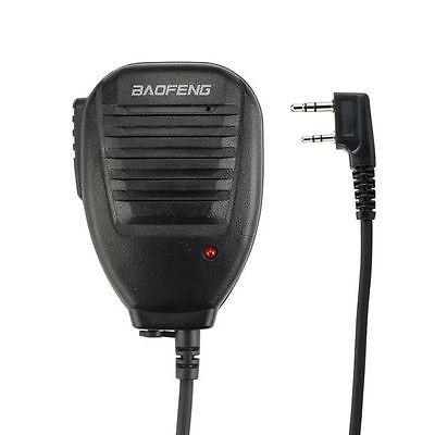 baofeng altavoz micrófono micrófono para uv-5r + plus gt-3 u