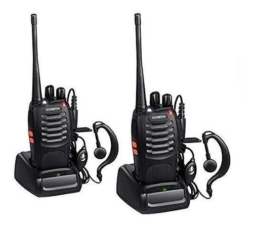 baofeng radios bf-888s walkie talkie con manos libres set-2