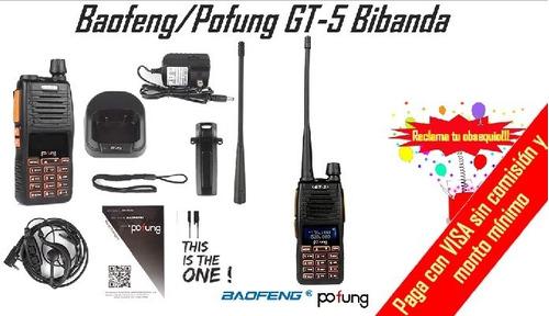 baofeng/pofung gt-5 bibanda